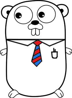 Go language Gopher