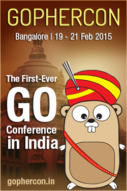 Gophercon India - Golang conference